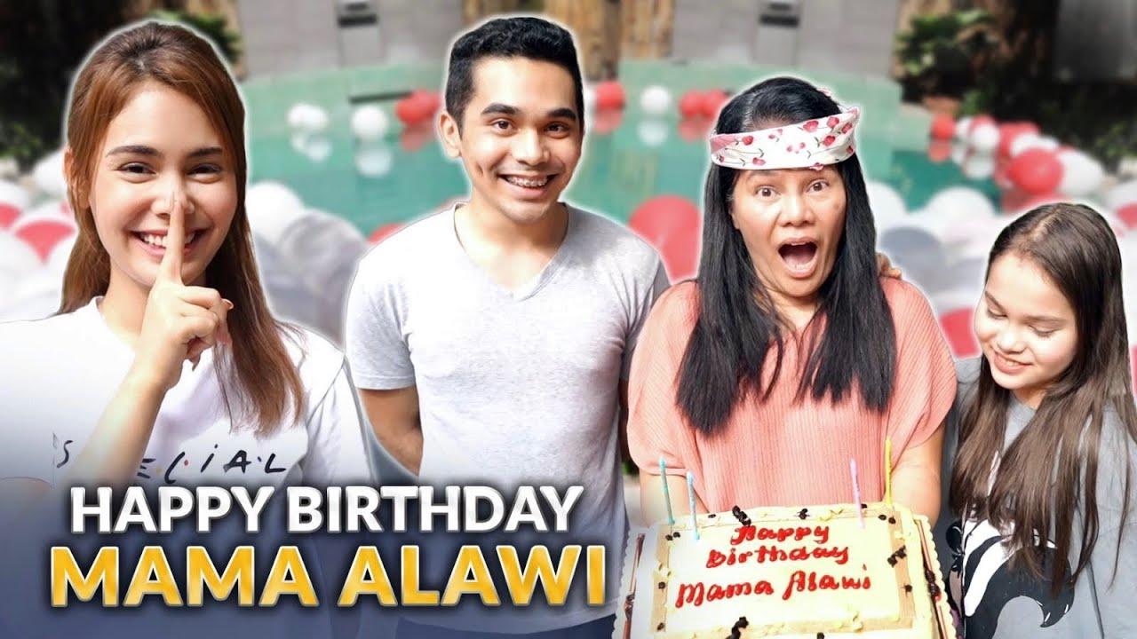 Download HAPPY BIRTHDAY MAMA ALAWI! | IVANA ALAWI