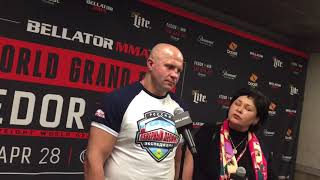 Fedor Emelianenko Asked About Frank Mir, Russian Spies & More