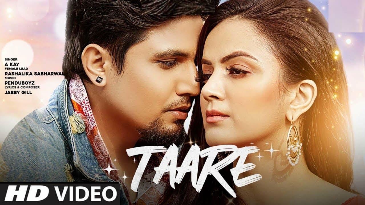 Download Taare : A Kay Song   Ni Tu Taare Gindi Kudiye   Taare Gindi Gindi Kudiye Chann Ganwa Lengi Song