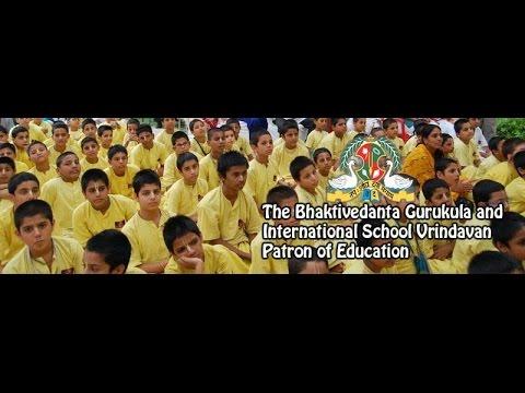 The Bhaktivedanta Gurukula and International School Patron of Education