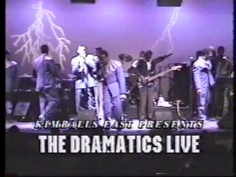 Soul School Television Interview w/The Dramatics - Lenny Mayes & Wenzell Kelly