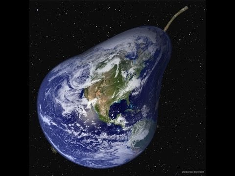 Image result for oblate spheroid