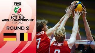 GER vs. BEL - Full Match   Eightfinals