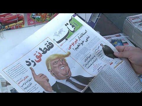 Tensão entre EUA e Irão