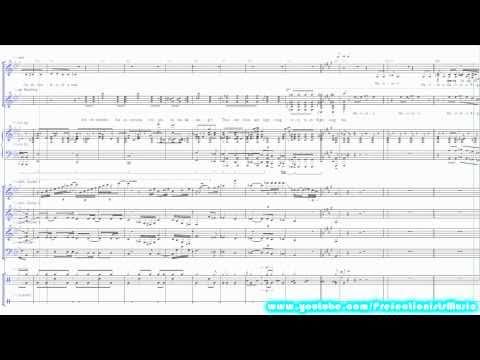Queen - Bohemian Rhapsody (Sheet Music)