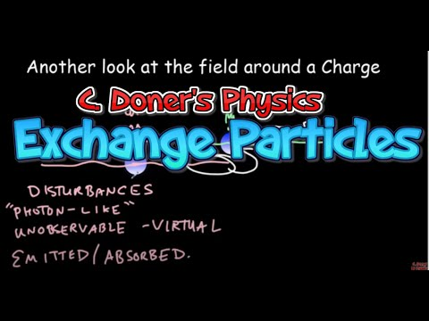 IB Physics: Exchange Particles