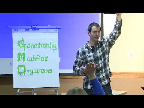Genetically Modified Organisms. A Presentation by Kevin Walsh: Member of GMO Free NJ