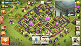 Clash of Clans | My first trial commentary