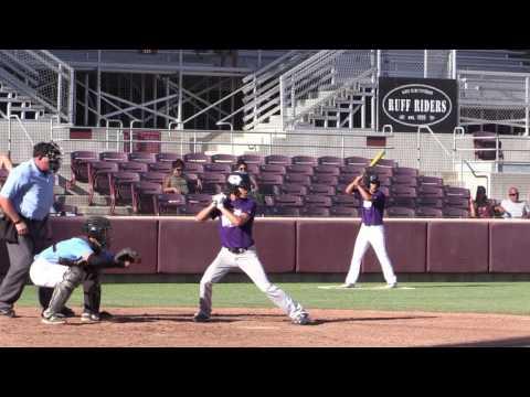 2B/OF Ryan Miller (Cardinal Newman '18) at Bay Area World Series 2016