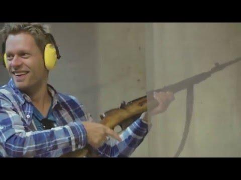Target shooting in Vilnius