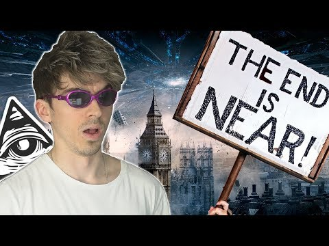 END OF THE WORLD CONSPIRACY THEORIES