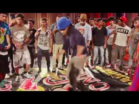 Red Bull BC One 2014 Bahrain Post-Cypher Cypher