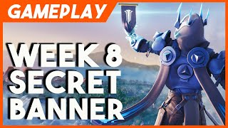 Fortnite - Season 7 Week 8 Secret Banner Location Guide