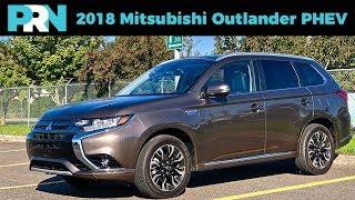 2018 Mitsubishi Outlander PHEV GT S-AWC | TestDrive Spotlight