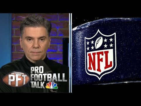 Pros, cons of potentially expanding NFL playoffs | Pro Football Talk | NBC Sports