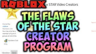 The Star Program's Flaws... (Discussion)