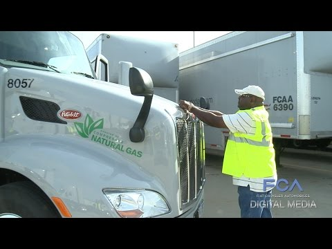 FCA Transport Converts to CNG