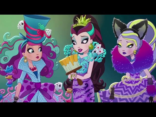 Ever After High A Time Of Wonder Way Too Wonderland Ever After High Full Episodes Youtube