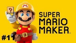 Super Mario Maker - Part 11 - Save Me Please!