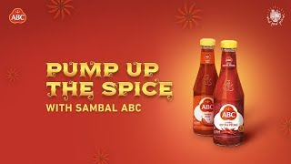 Sambal ABC x Ubud Food Festival 2018 - Pump Up The Spice