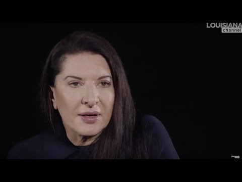 Marina Abramović Interview: Electricity Passing Through