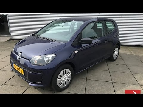 Volkswagen up! 1.0 60PK 3DRS BMT Airco