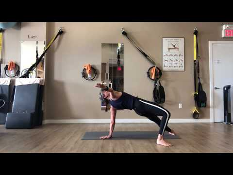 Advanced Fusion Pilates/Yoga with Fiona