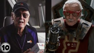 Top 10 Iconic Stan Lee Cameos