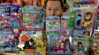 Download Video JUST PLAY WITH ME: PJ MASK, MUPPET BABIES, SOFIA THE FIRST, FLOOGALS, DOC MCSTUFFINS, THE LION GUARD MP3 3GP MP4