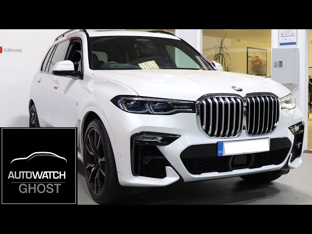 How To Use The Autowatch Ghost 2 | BMW X7