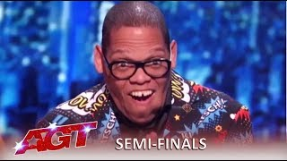 Greg Morton: How Many Voices Can Impressionist Do In 3 Minutes? | America's Got Talent 2019