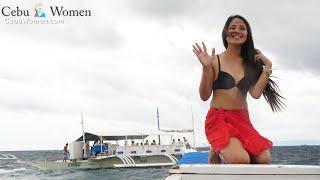 Filipinas Reveal Beauty of Cebu | Philippines Travel VLOG