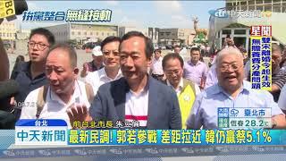 20190722中天新聞 警訊! 朱立倫:郭台銘如果脫黨選 國民黨就打包了