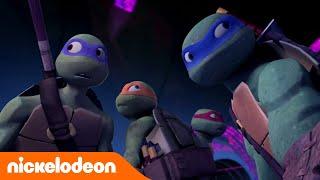 Черепашки-ниндзя | 1 сезон 26 серия | Nickelodeon