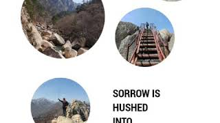 설악산 외설악  울산바위(873m) 오르다