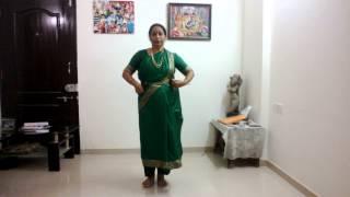 Padam bharatnatyam