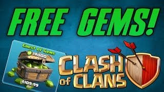 Free GEMS Clash of Clans! - Ultimate Guide! - No Jailbreak/Hacks