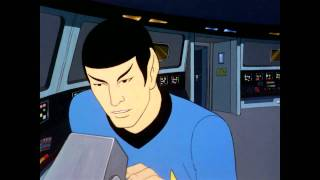 Star Trek: The Animated Series - We Know That Man
