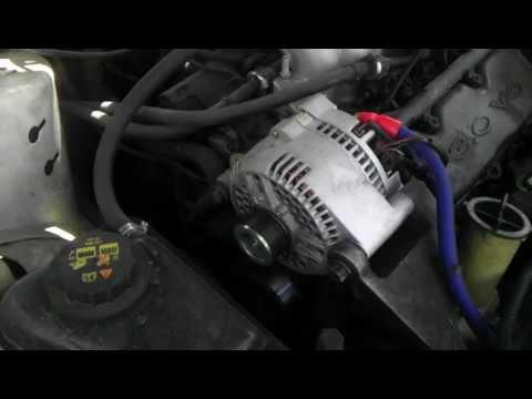 2008 Dodge Truck Wiring Diagram Big Three Upgrade Og Wire High Output Alternator 250 Amp
