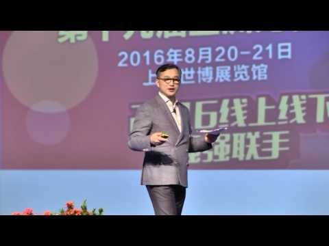 Asia-Pacific Conference 2017 - Singapore - David Zhong - Digital Trends in China