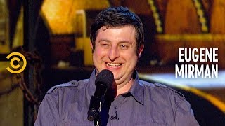 Hitting a Cyclist with a Car Door - Eugene Mirman