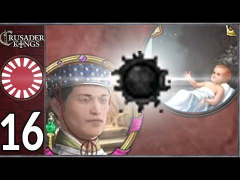 CK2: Tianxia #16 - Forbidden Blood Awakens