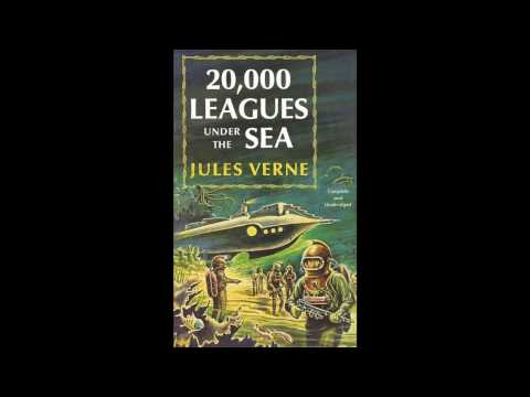 20,000 LEAGUES UNDER THE SEA - (Spoken Arts) (circa early 1970s audio drama)