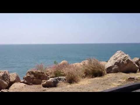 California's Pacific Coast Highway in Malibu