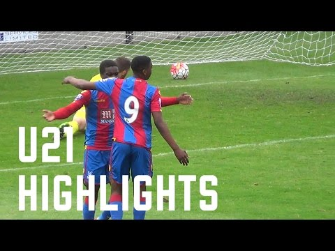 U21 Highlights: Crystal Palace 2-3 Brentford
