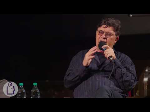 Robbie Robertson introduces Testimony at University Book Store - Seattle