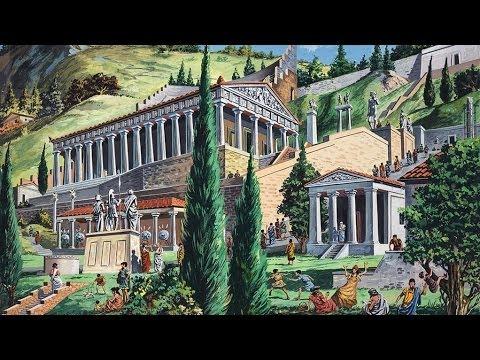 Doku Das Orakel Von Delphi Youtube