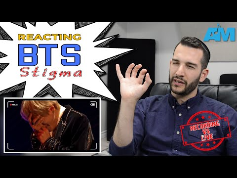 VOCAL COACH reacts to BTS singing STIGMA