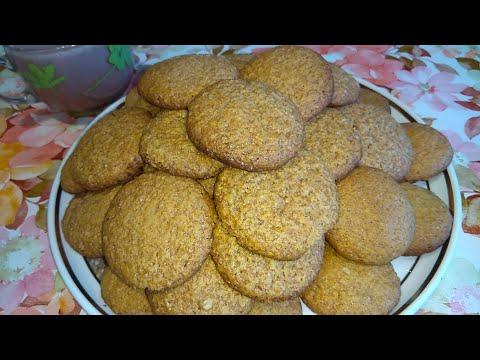 Овсяное Печенье\ Лучший Рецепт
