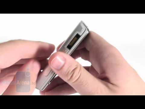 Sony Ericsson T715 Превю